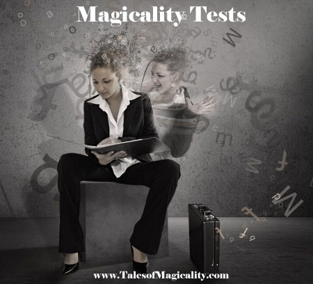 Magicality Tests