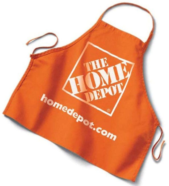 As seen on the Home Depot