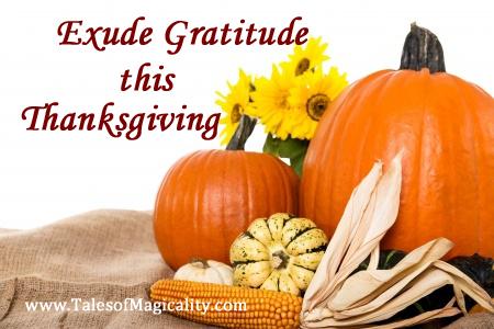 11.27.13 Exude Gratitude
