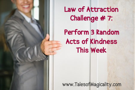 2.13.2014 Acts of Kindness