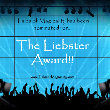 4.10.14 Liebster Award