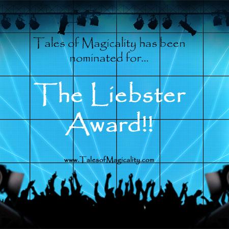 4.10.14 Liebster Award